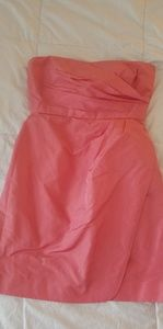 Coral JCREW Cocktail Dress size 2